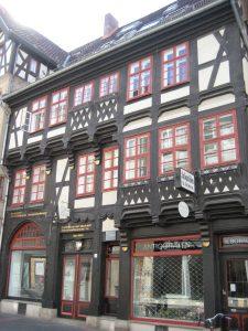 Gottingen old house