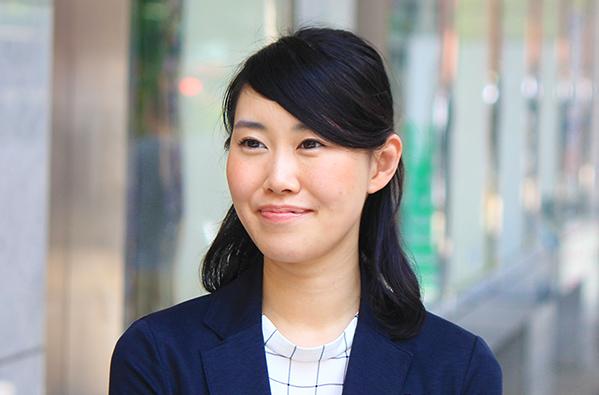 中井 彩子さん